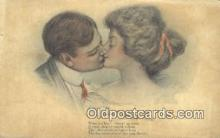 xrt330002 - Series K 351 Artist A. Toniolo Postcard Post Card, Old Vintage Antique
