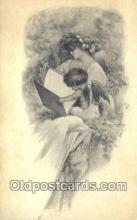 xrt331008 - Artist H.A. Weiss Postcard Post Card, Old Vintage Antique