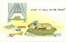 xrt333068 - Artist E.L. White Postcard Post Card, Old Vintage Antique
