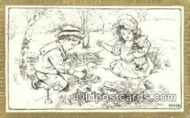 xrt334004 - Artist Nosworthy Postcard Post Card, Old Vintage Antique