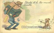 xrt337003 - Artist R.F. Outcault Postcard Post Card, Old Vintage Antique