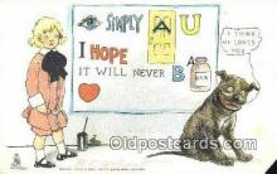 xrt337004 - Artist R.F. Outcault Postcard Post Card, Old Vintage Antique