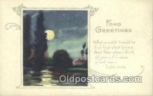 xrt338011 - Artist Powell, Lyman Postcard Post Card, Old Vintage Antique
