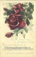 Artist Powell, Lyman Postcard Post Card