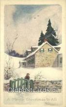 xrt338027 - Artist Lyman Powell Postcard Post Card, Old Vintage Antique