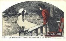 xrt342003 - Artist Rhodes Postcard Post Card, Old Vintage Antique