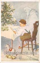 xrt347004 - Artist Kozina Vesele Vanoce Postcard Post Card