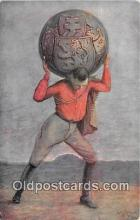 xrt347005 - Artist Kozina B Kozina Nas Herkules Postcard Post Card