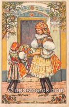 xrt351001 - L Kratochvil Srdecne Blahopram Postcard Post Card