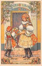 xrt351010 - L Kratochvil Srdecne Blahopram Postcard Post Card