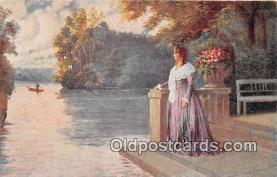 xrt352006 - Kroj En Erwartung Postcard Post Card