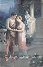 xrt352024 - T Kroj Dans LE Jardin Romain Postcard Post Card