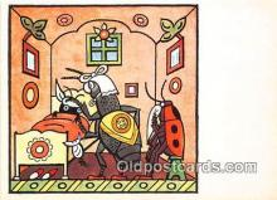 xrt356075 - Artist Josef Lada Majka Postcard Post Card