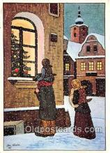 xrt356159 - Artist Josef Lada J Lady Postcard Post Card