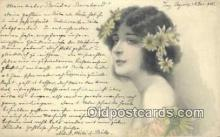 xrt500003 - Artist Signed Postcard Post Cards Old Vintage Antique