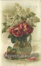 xrt500118 - Artist Signed Postcard Post Cards Old Vintage Antique
