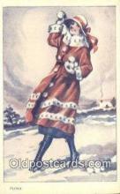 xrt500123 - Artist Signed Postcard Post Cards Old Vintage Antique