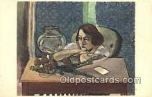xrt500225 - Artist Signed Postcard Post Cards Old Vintage Antique