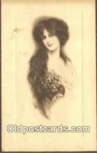 xrt500326 - Artist Signed Postcard Post Cards Old Vintage Antique