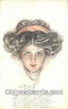 xrt500475 - Artist Signed Postcard Post Cards Old Vintage Antique