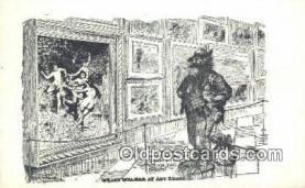 xrt500496 - Artist Signed Postcard Post Cards Old Vintage Antique