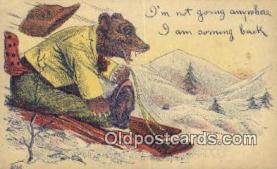 xrt500509 - Artist Signed Postcard Post Cards Old Vintage Antique
