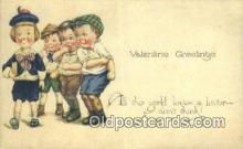xrt500510 - Artist Signed Postcard Post Cards Old Vintage Antique