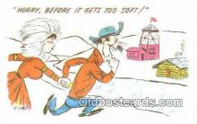 xrt500664 - Misc Artist Signed Postcard Post Card Old Vintage Antique
