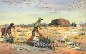 xrt500666 - Misc Artist Signed Postcard Post Card Old Vintage Antique