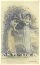 xrt501007 - Artist Maude Arigell Postcard Post Card Old Vintage Antique Series # 166