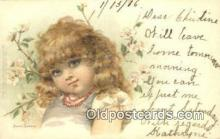 xrt502052 - Artist Frances Brundage Postcard Post Card Old Vintage Antique