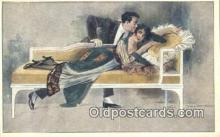 xrt503010 - Artist G. Crotta Postcard Post Card Old Vintage Antique Series # 500