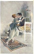 xrt503011 - Artist G. Crotta Postcard Post Card Old Vintage Antique Series # 500