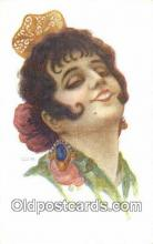 xrt503030 - Artist Codina Postcard Post Card Old Vintage Antique Series # 297