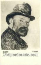 xrt503033 - Artist Paul Cezanne Postcard Post Card Old Vintage Antique Series # 41893