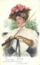 xrt504045 - Frances Day Artist Postcard Post Card Old Vintage Antique