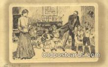 xrt507003 - Gibson, Charles Postcard Post Card Old Vintage Antique