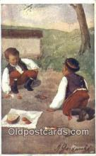 Gardavske Postcard Post Card