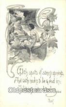 xrt508009 - Artist Weiss, HA Postcard Post Card, Old Vintage Antique