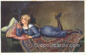 xrt511028 - Kaskeline, Fred Postcard Post Card Old Vintage Antique
