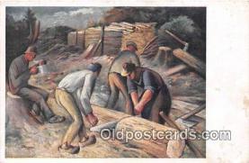 xrt511030 - Krejsa Akad Malir Jos Krejsa Postcard Post Card