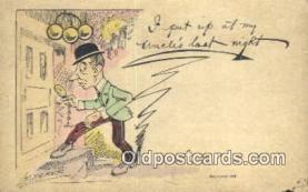 xrt512003 - Lederer Postcard Post Card Old Vintage Antique