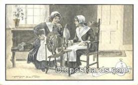 Smith, F.V. Postcard Post Card