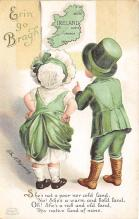 xrt601044 - St Patrick's Day Post Card Old Vintage Antique