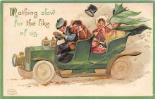 xrt601075 - St Patrick's Day Post Card Old Vintage Antique