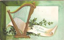 xrt601079 - St Patrick's Day Post Card Old Vintage Antique