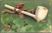 xrt601083 - St Patrick's Day Post Card Old Vintage Antique