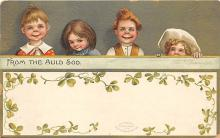 xrt601087 - St Patrick's Day Post Card Old Vintage Antique