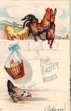 xrt602011 - Easter Post Card Old Vintage Antique