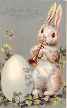 xrt602012 - Easter Post Card Old Vintage Antique